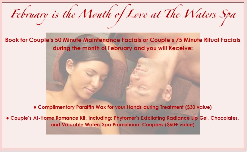Feb Month of Love Promo