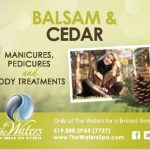 The Waters Spa promotion